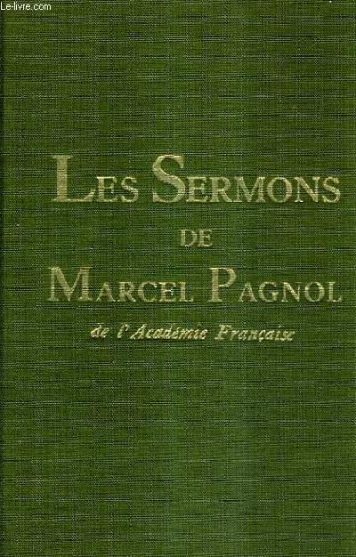 LES SERMONS DE MARCEL PAGNOL.