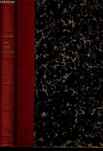 DON QUICHOTTE DE LA MANCHE / NOUVELLE EDITION MISE A LA PORTEE DE LA JEUNESSE PAR MALLAT DE BASSILAN DE LA BIBLIOTHEQUE NATIONALE.