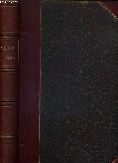 SALON DE 1884.
