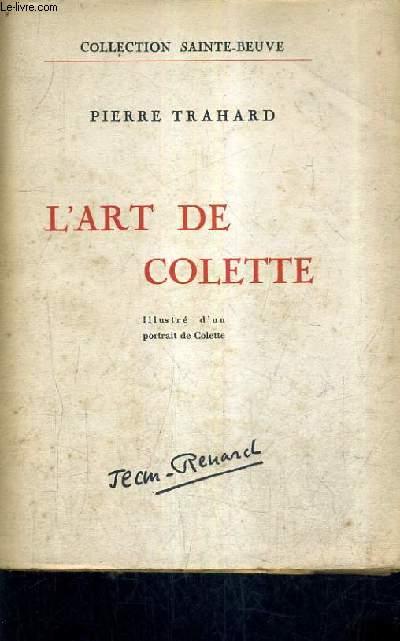 L'ART DE COLETTE.