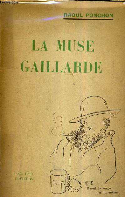 LA MUSE GAILLARDE.