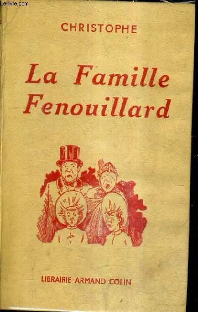 LA FAMILLE FENOUILLARD / 41E EDITION.