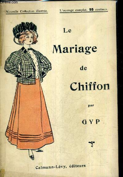 LA MARIAGE DE CHIFFON.