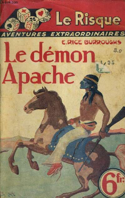 LE DEMON APACHE.