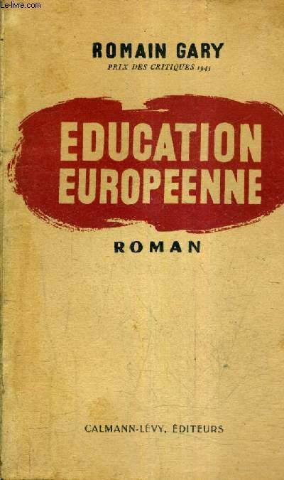 EDUCATION EUROPEENNE - ROMAN.