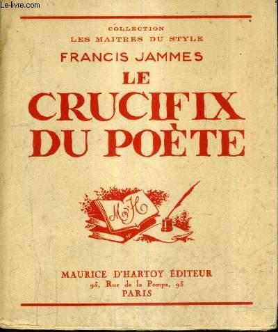 LE CRUCIFIX DU POETE.