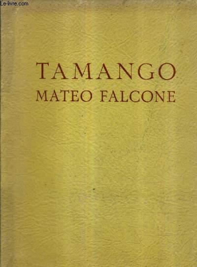 TAMANGO MATEO FALCONE.