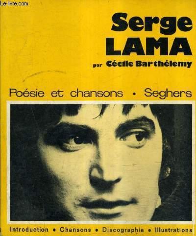 SERGE LAMA.