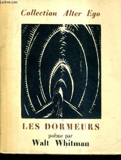 LES DORMEURS - COLLECTION ALTER EGO.