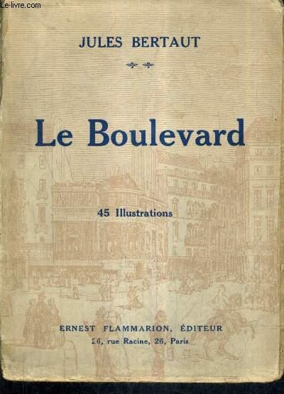 LE BOULEVARD.