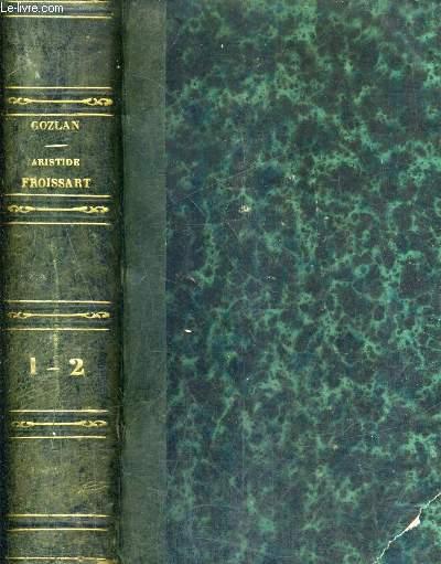 ARISTIDE FROISSART - 3E EDITION - 2 TOMES EN UN VOLUME.
