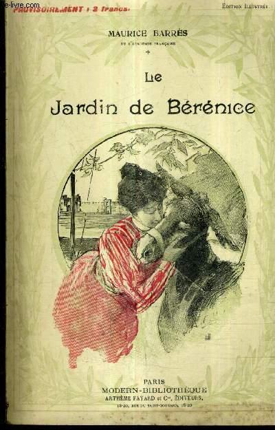 LE JARDIN DE BERENICE.