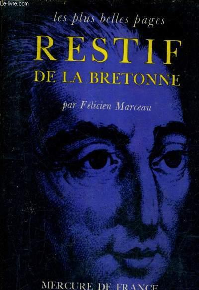 RESTIF DE LA BRETONNE.