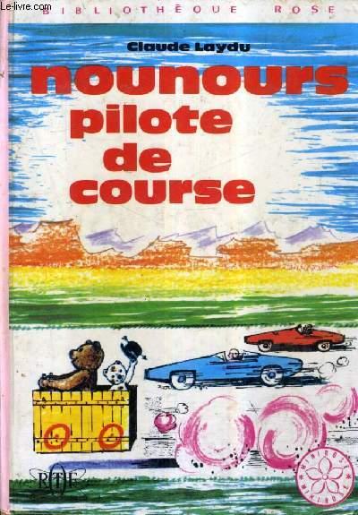 NOUNOURS PILOTE DE COURSE.