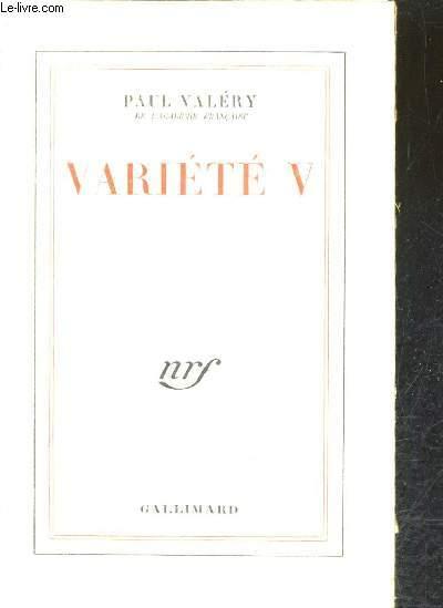 VARIETE V.