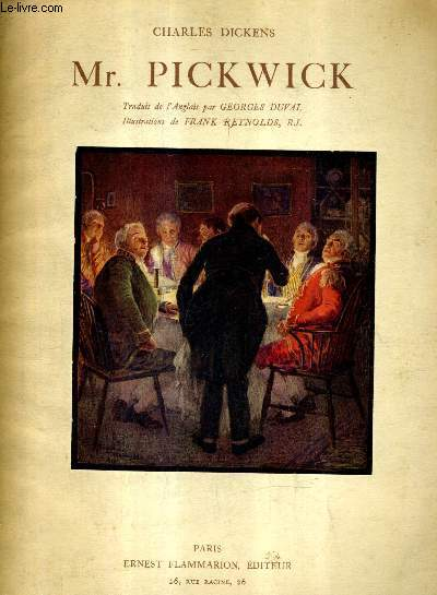 MR. PICKWICK.