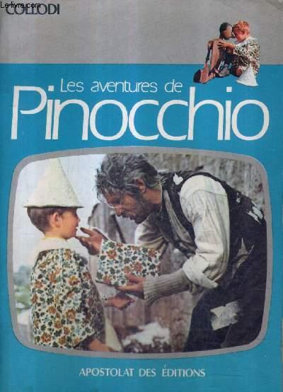 LES AVENTURES DE PINOCCHIO.