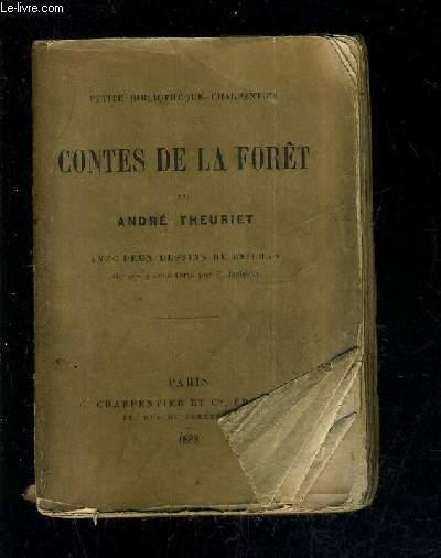 CONTES DE LA FORET - PETITE BIBLIOTHEQUE CHARPENTIER.