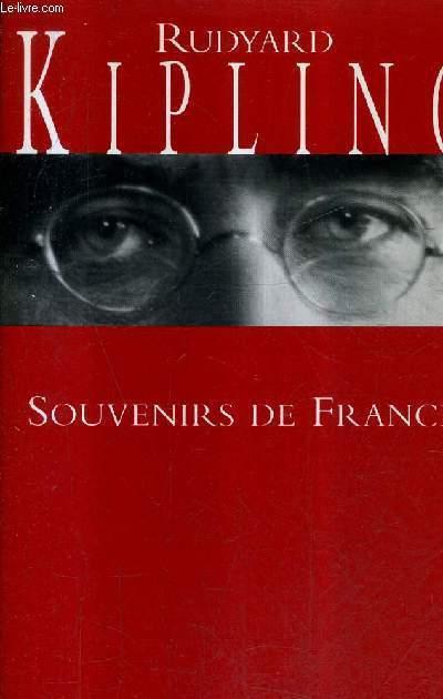 SOUVENIRS DE FRANCE.