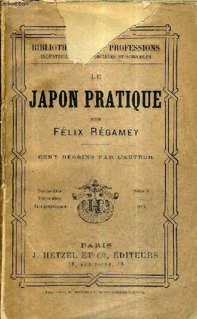 LE JAPON PRATIQUE / SERIE K N°4 / 3E EDITION.
