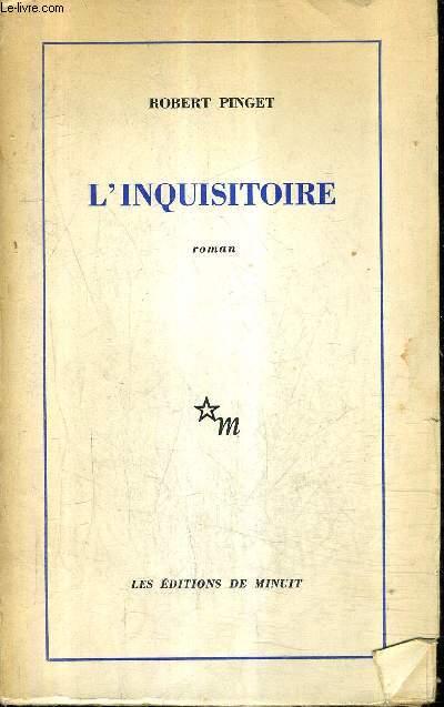 L'INQUISITOIRE - ROMAN.