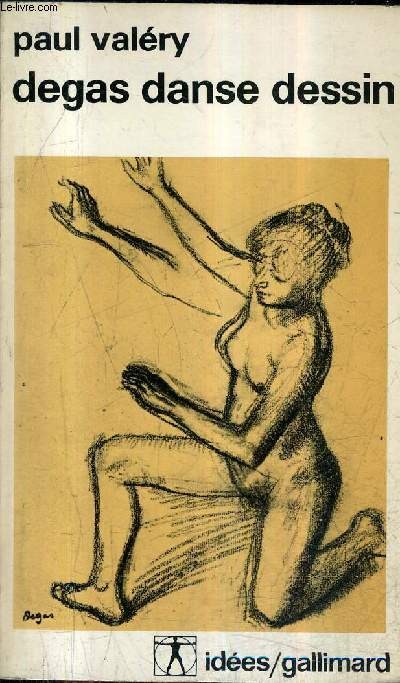 DEGAS DANSE DESSIN / COLLECTION IDEES N°481.