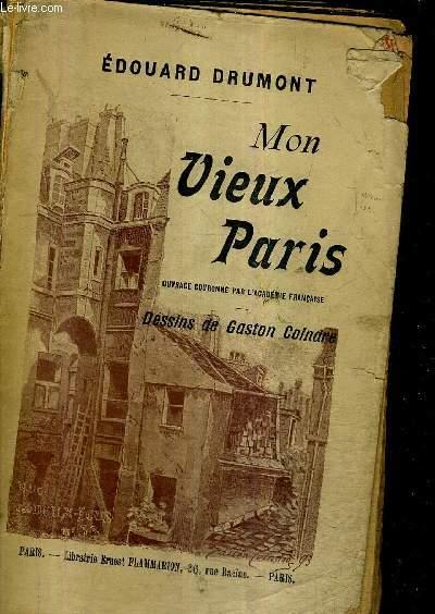 MON VIEUX PARIS .