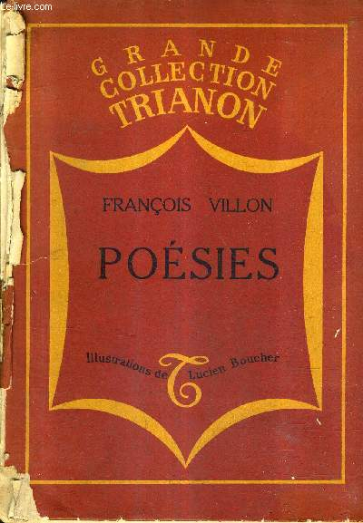 POESIES - GRANDE COLLECTION TRIANON N°1.