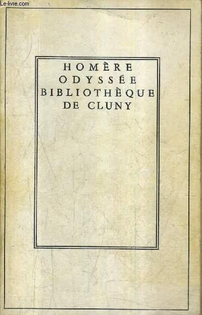 ODYSSEE / BIBLIOTHEQUE DE CLUNY.