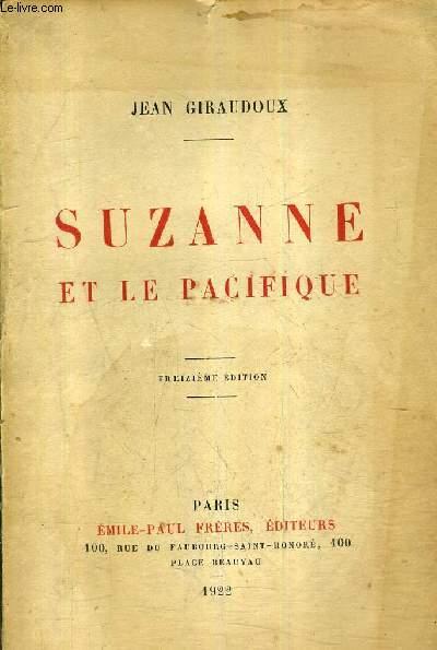 SUZANNE ET LE PACIFIQUE / 13E EDITION.