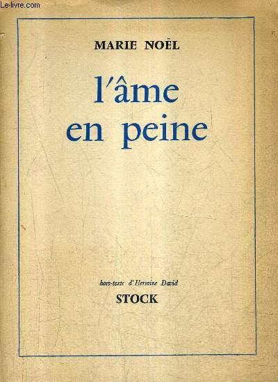 L'AME EN PEINE.