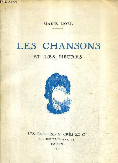 LES CHANSONS ET LES HEURES.