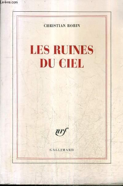 LES RUINES DU CIEL.