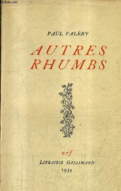 AUTRES RHUMBS.