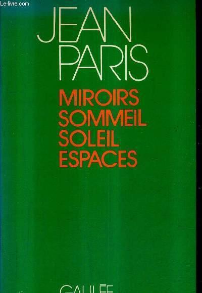 MIROIRS DE REMBRANDT LE SOMMEIL DE VERMEER LE SOLEIL DE VAN GOGH ESPACES DE CEZANNE / BIBLIOTHEQUE D'HISTOIRES DE L'ART.