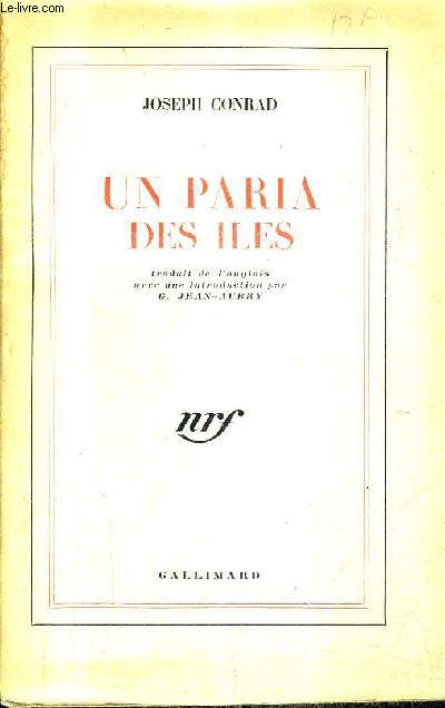 UN PARIA DES ILES / 20E EDITION.