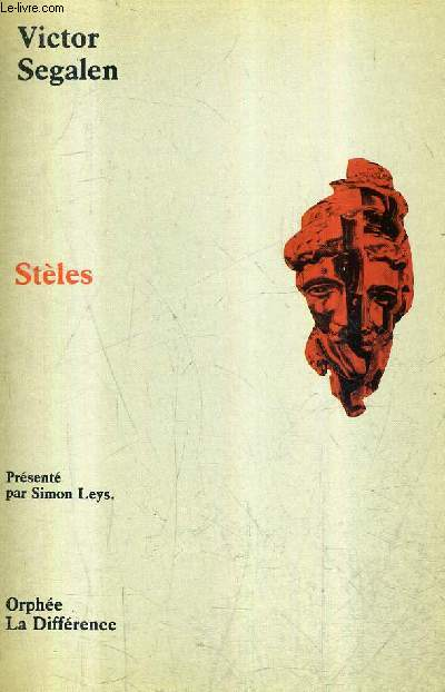 STELES / COLLECTION ORPHEE