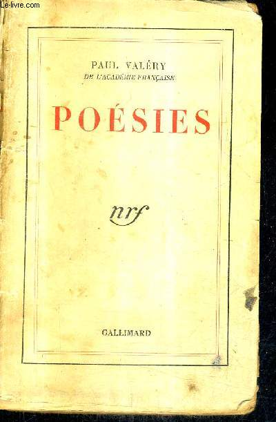 POESIES / 50e EDITION.