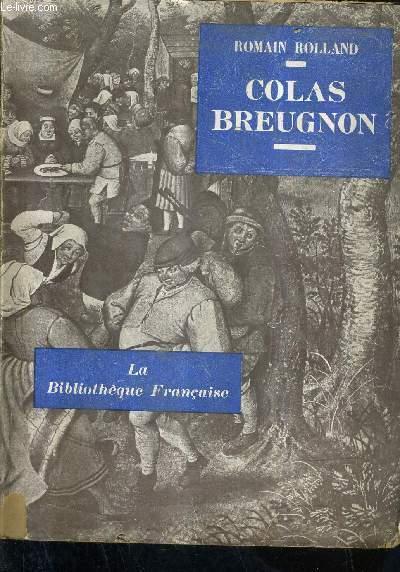 COLAS BREUGNON.