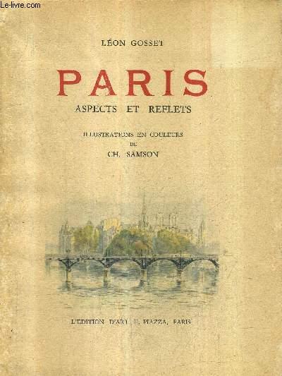 PARIS ASPECTS ET REFLES.