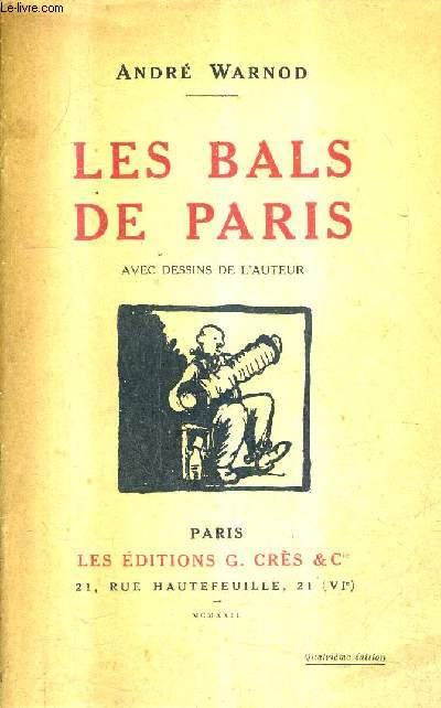 LES BALS DE PARIS.