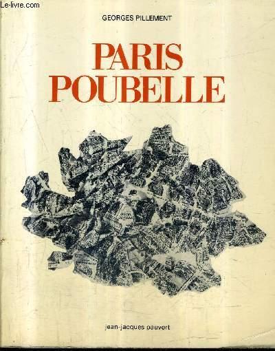 PARIS POUBELLE.