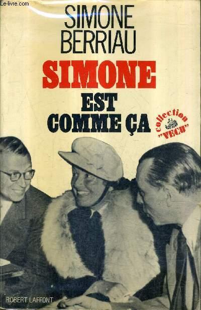 SIMONE EST COMME CA / COLLECTION VECU .