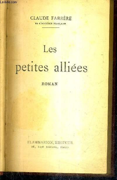 LES PETITES ALLIEES - ROMAN.