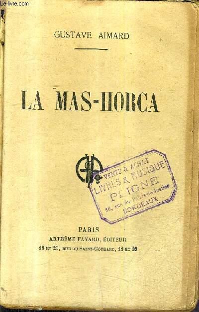 LA MAS HORCA.