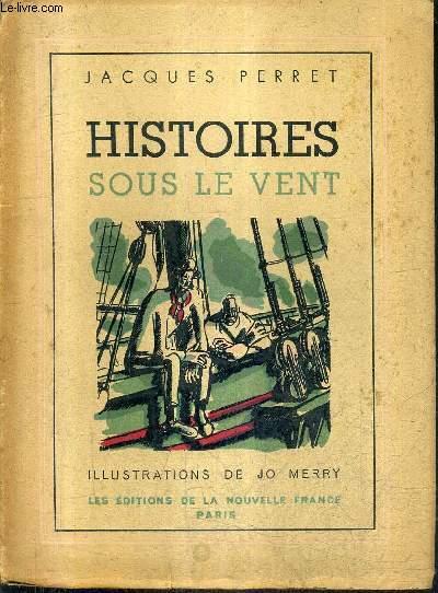 HISTOIRES SOUS LE VENT / COLLECTION VARIETE.