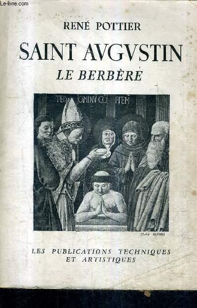 SAINT AUGUSTIN LE BERBERE.