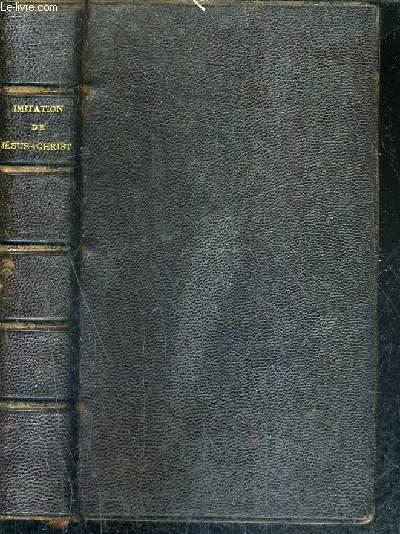 IMITATION DE JESUS CHRIST - TRADUITE DU LATIN / NOUVELLE EDITION.