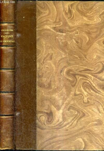 MME DE SEVIGNE / COLLECTION LES GRANDS ECRIVAINS FRANCAIS / 3E EDITION.