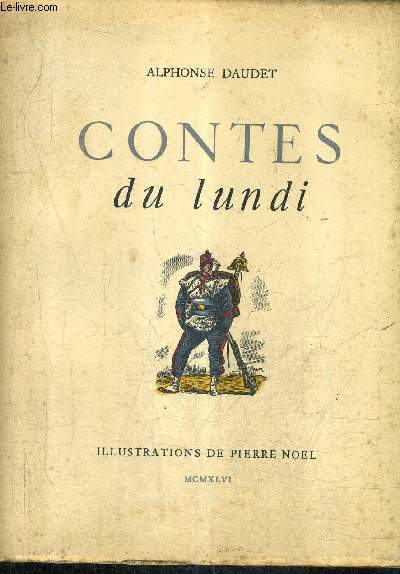 CONTES DU LUNDI / LA COLLECTION DE LA SIRENE.